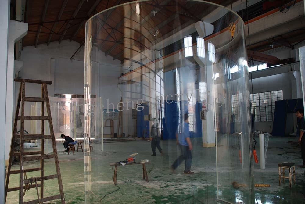 Large Aquarium Tank