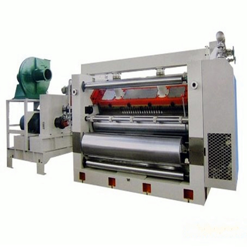 Corrugated Carboard Single Facer Machine