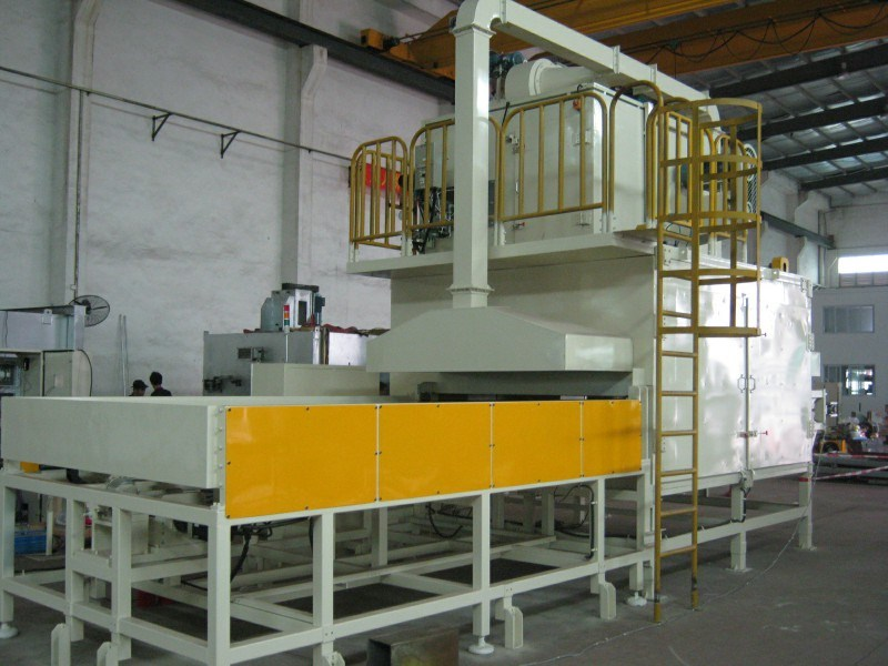Fortune Automatic Feeding Independent Manipulator Transfer IR Heating Equipment