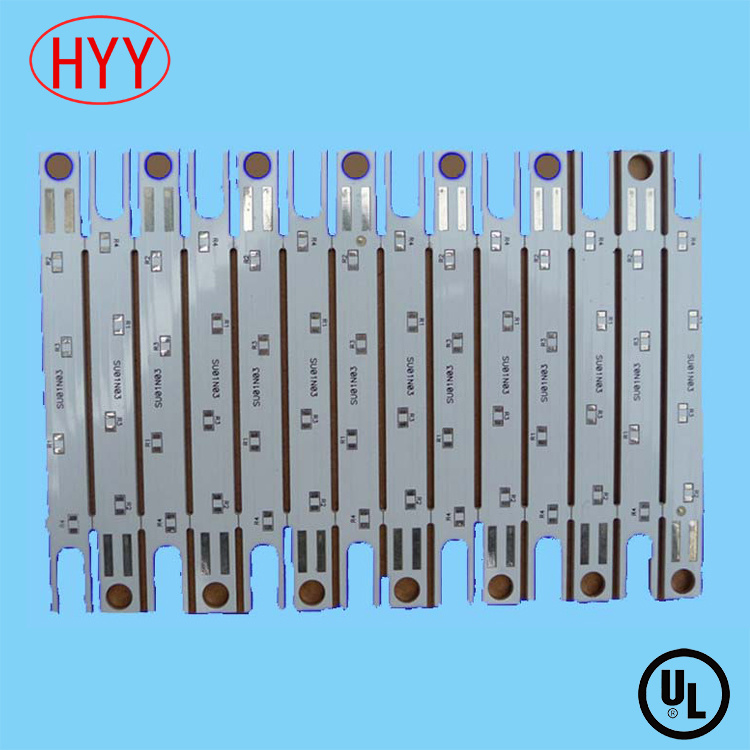 Lead Free HASL PCB for LED PCB Board