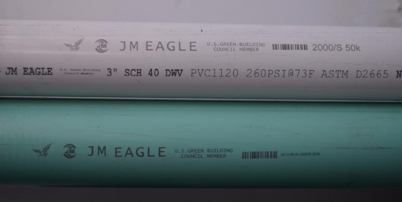 30W 50W Ipg Fiber Laser Marking Machine for Pipe, Plastic/PVC/HDP/PE Non-Metal