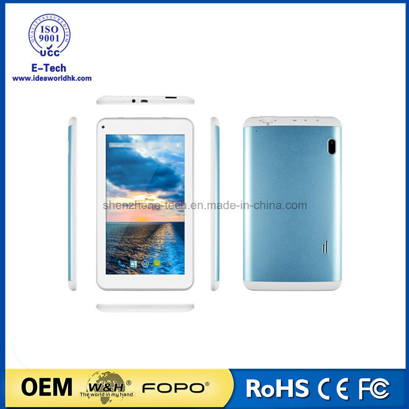 Rockchip 3126 Quad Core M749 Rugged Metal Case WiFi Tablet PC 7 Inch