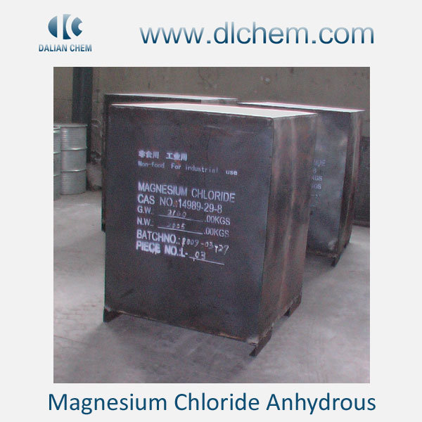 Magnesium Chloride Anhydrous Supplier