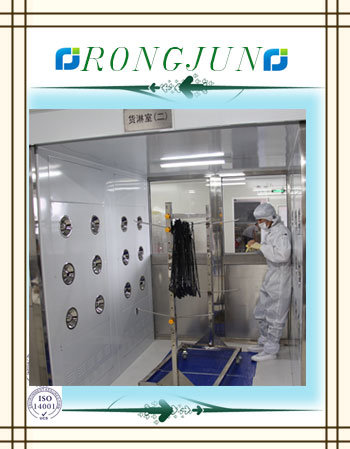 Auto Material Airshower for Clean Room