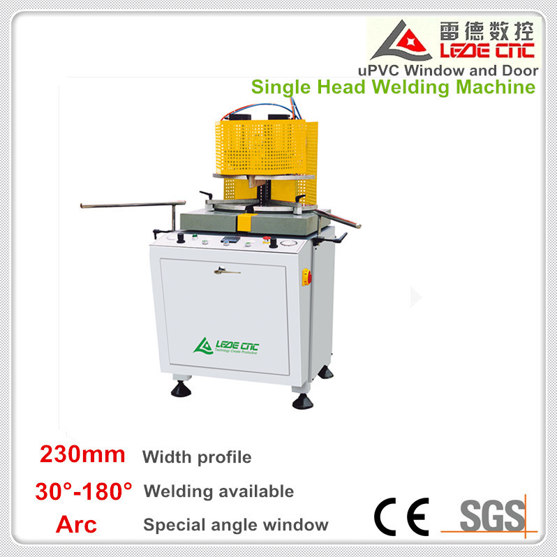 Window Welding Machine Single Head Welding Machine 30-180 Degree Welding Available