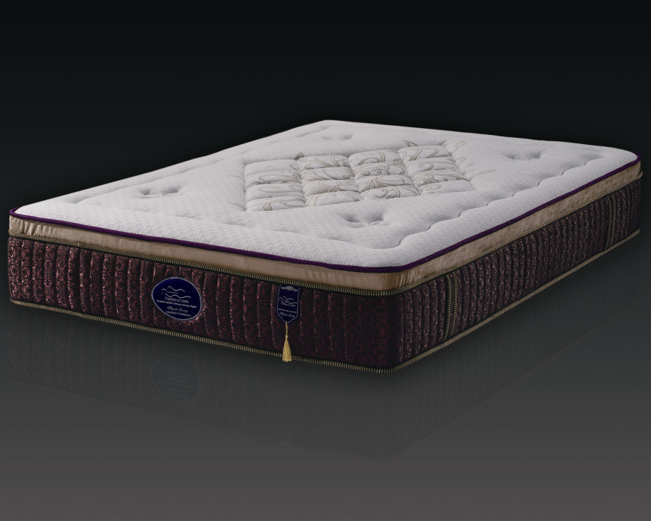 Pocket Spring Mattress with Memory Foam (AS-3000)