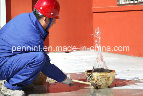 High Quality Non-Exposed Polyurethane Roof Waterproof Coating