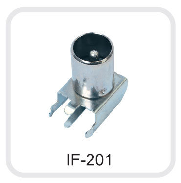 F Coaxial Connector (RF-001)