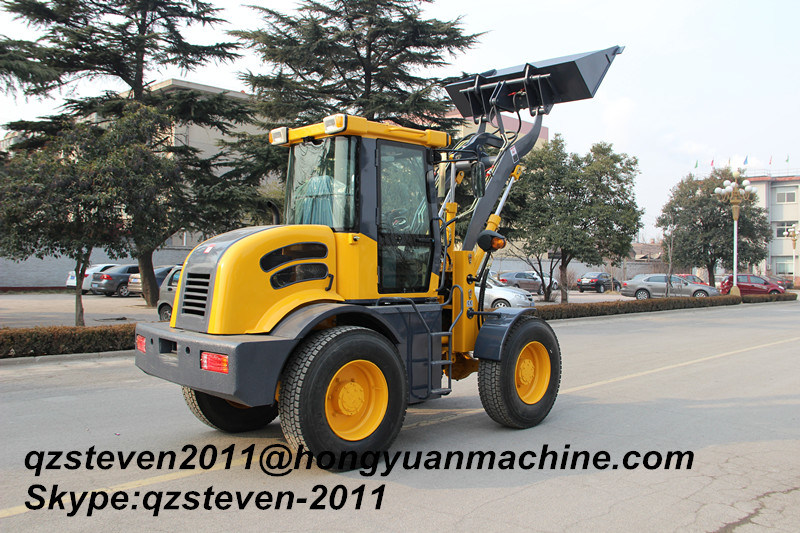 Hongyuan Wheel Loader with CE Certificate (ZL16F)