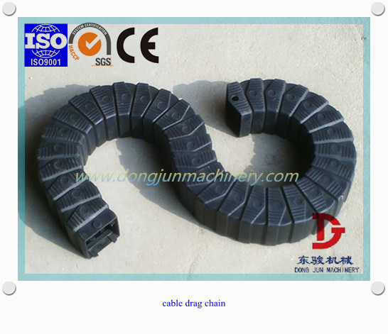Flexible Wire Track : China plastic flexible cable track like igus drag