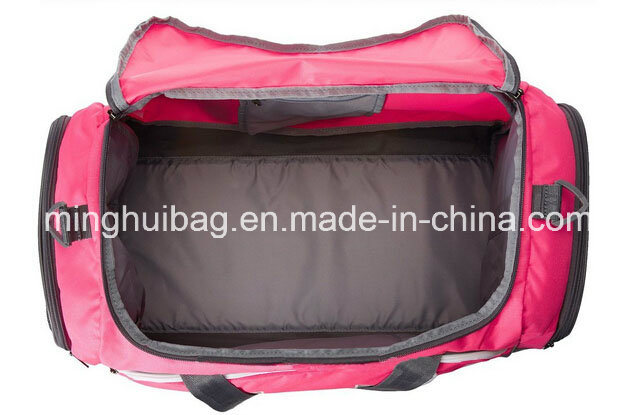 New Design Polyester Duffel Bag Weekend Bag for Travelling