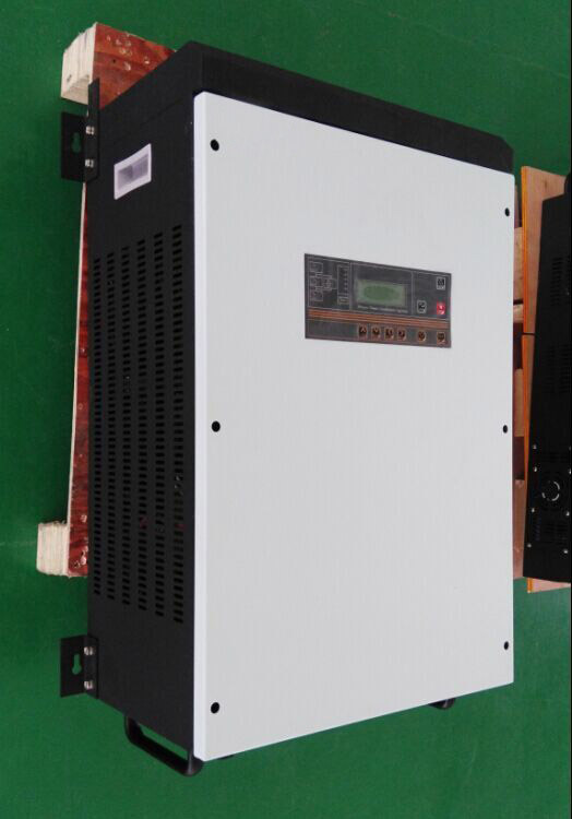 Transformerless PV Grid Tie Sine Wave Inverter