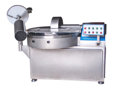 Meat Bowl Cutter Machine From Yuanchang