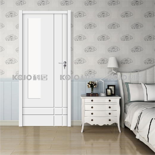 European Style WPC Waterproof Decorative Interior Doors (YMB-003)