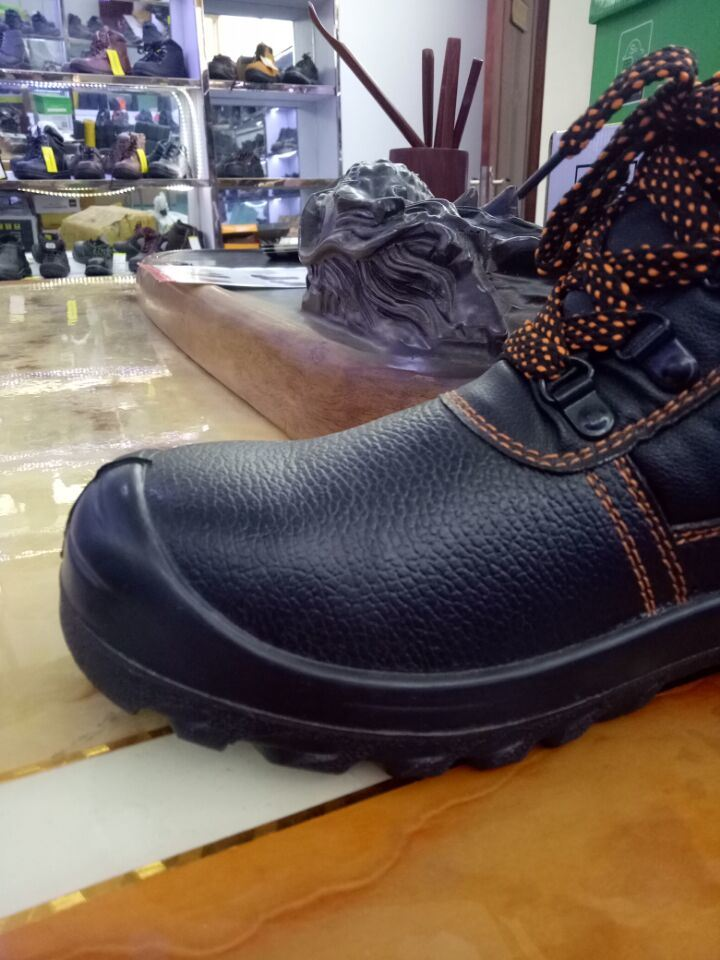 Steel Toe Safety Shoes for Workers