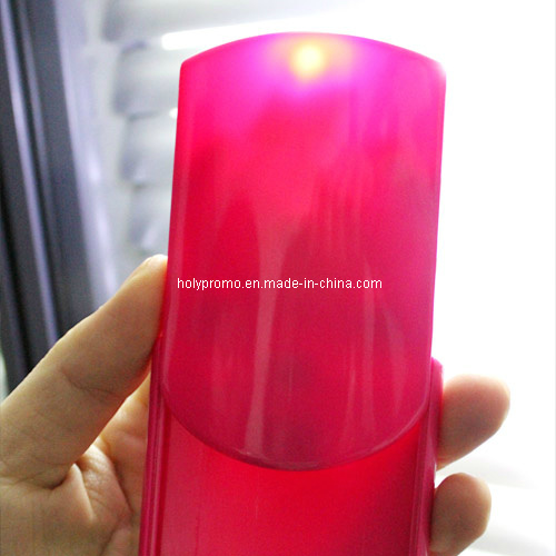 Plastic Cosmetic Mirror with LED Light (DS0501)
