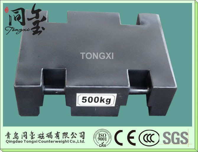 OIML Standard Industrial Test Weights Custom Counter Weight