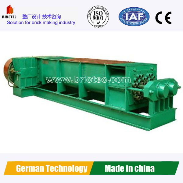 Tile Double Shaft Mixer with After-Sales Service