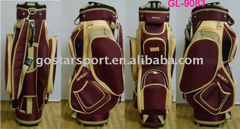 Deluxe Golf Cart Bag
