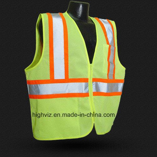Fr Safety Vest with ANSI07 Standard (FR-005)