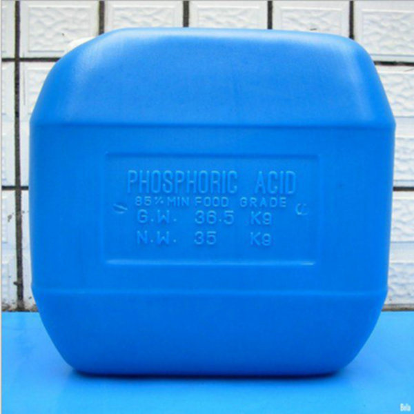 Competitve Price for Phosphoric Acid 85% Food Grade