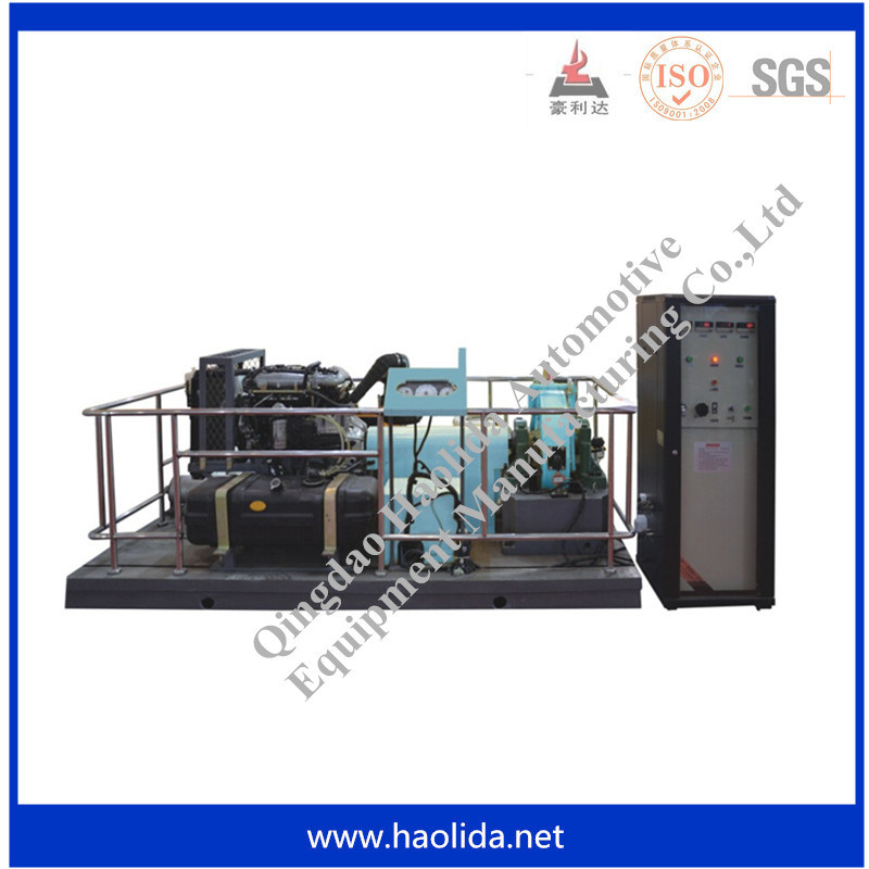 Automobile Engine Dynamometer Test Bench