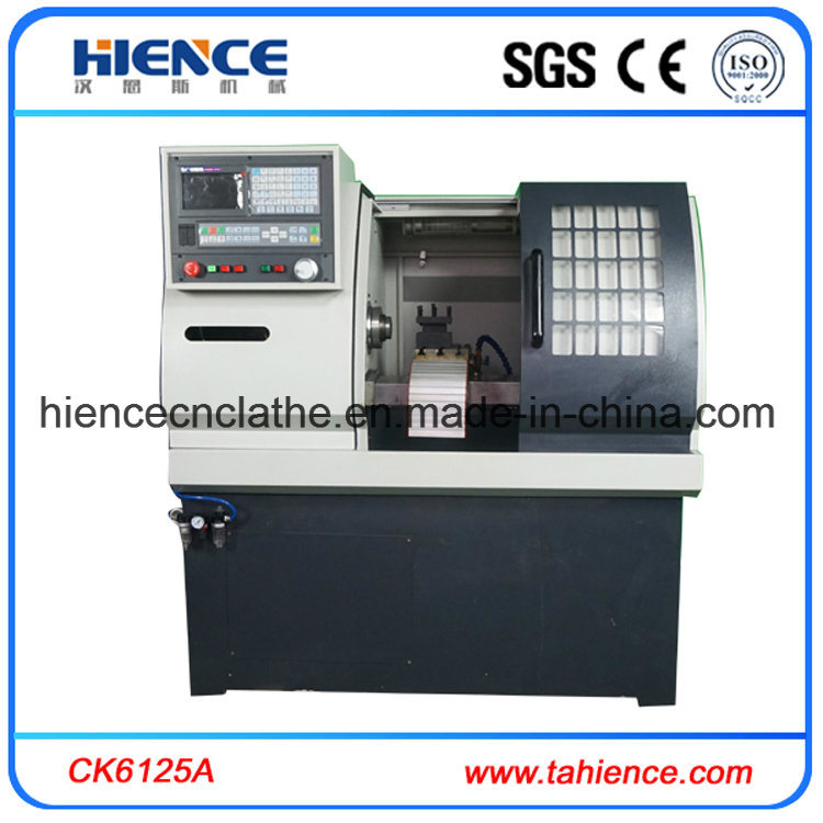 Economic CNC Machine Metal Turning Lathe Ck6125A