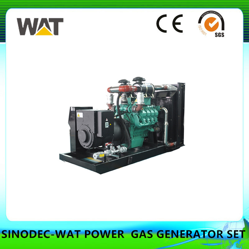 Water Cooler Natural Gas Generator Set with Best Price