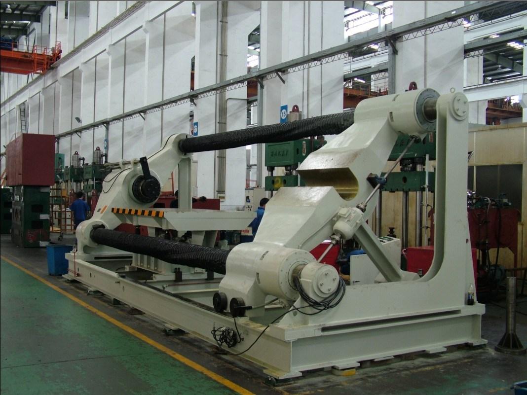 Carbon Extruding Hydraulic Press (YF69)