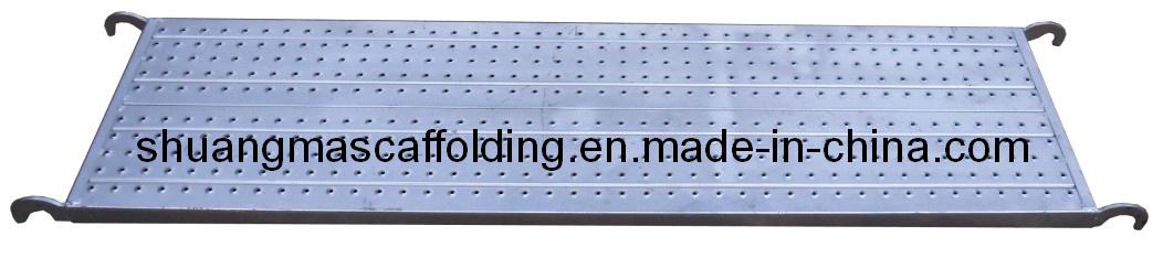 En12810 Construction Platform Metal Scaffolding Plank