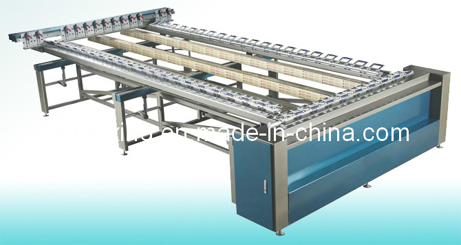 Large Format Automatic Screen Stretching Machine