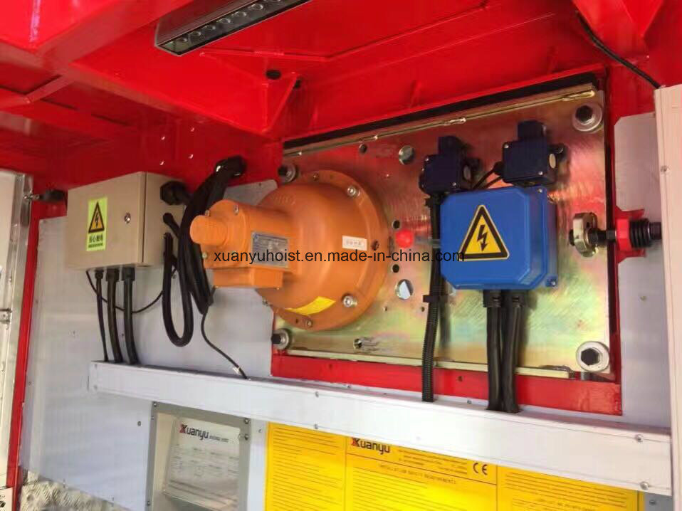 Xmt Construction Hoist Sc200/200 Construction Equipment Hot Saled in Vietnam