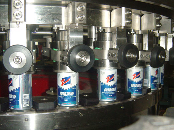 CSD Canning Line