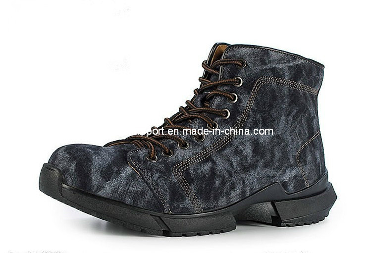 New Design Men's Outdoor Hiking Boots (HLA21)
