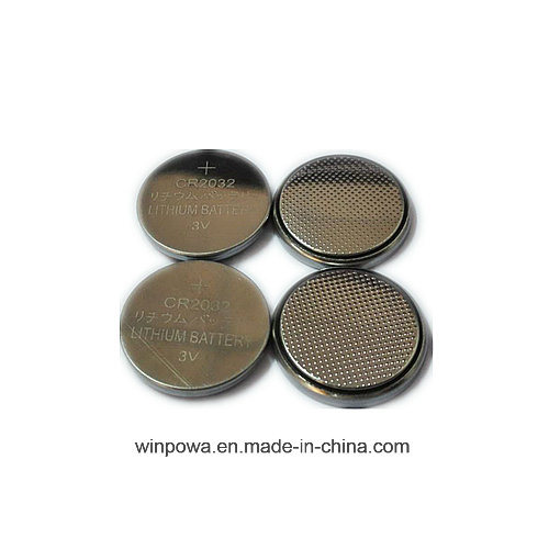 Cr2032 3V Lithium Button Cell Battery 5 Packs
