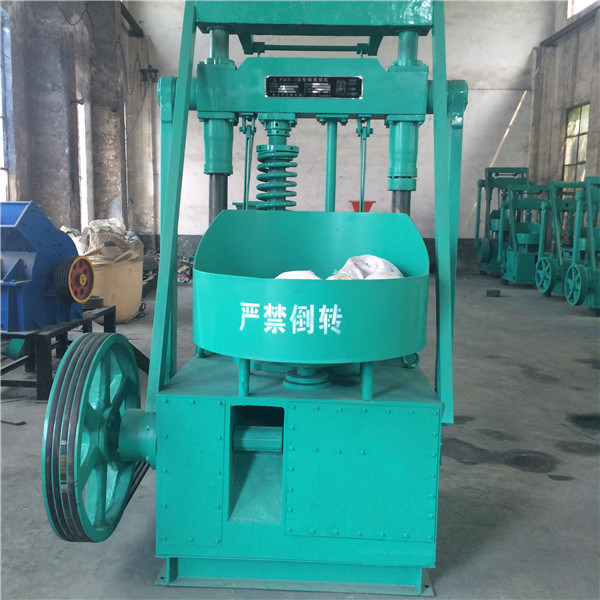 High Output Honeycomb Briquette Punching Machine