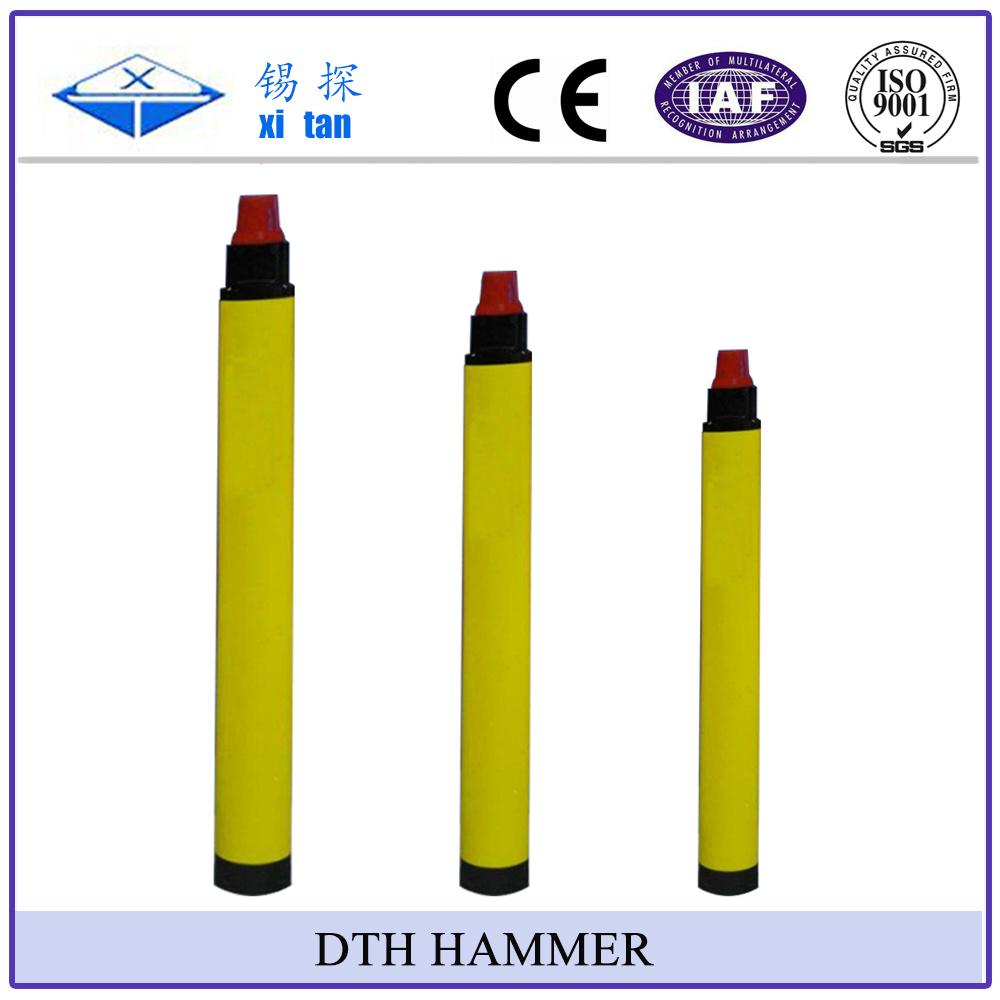 Xitan Qcg360 High Pressure DTH Hammer Down Hole Hammer