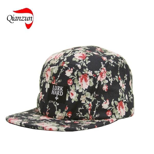 Supreme Cap Snapback Floral Floral Rose Snapback Cap