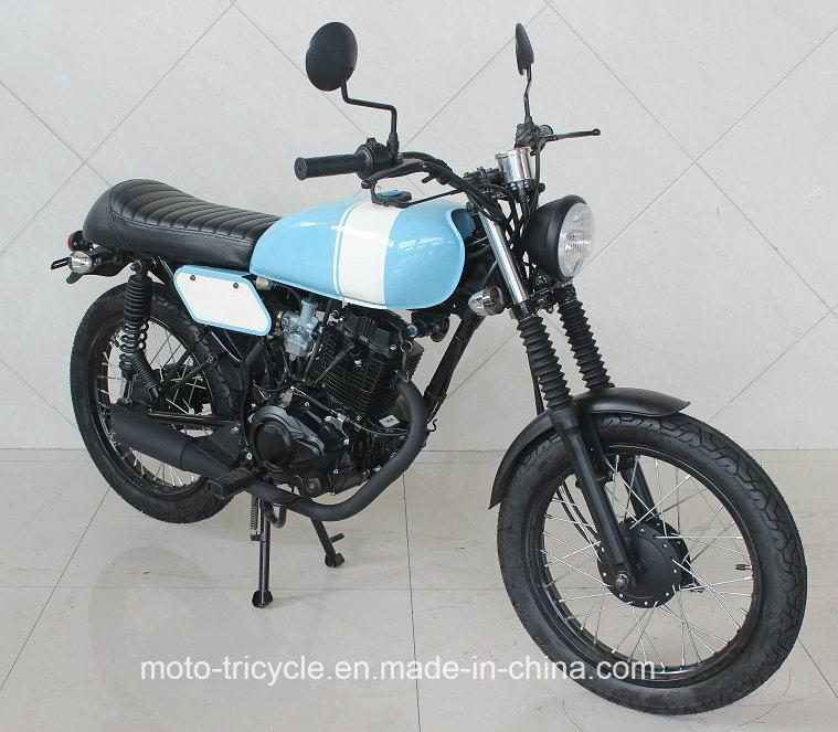 Motorcycle Cafe125cc Engine, 2017 New Model