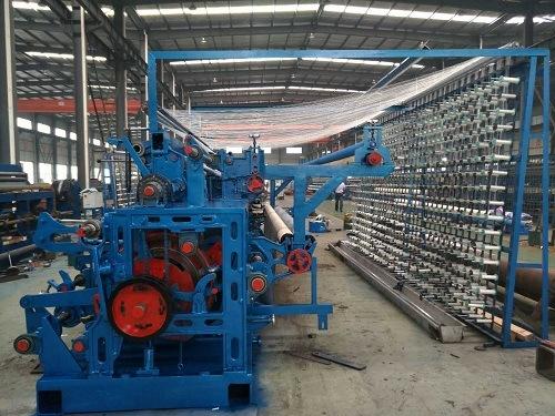 High Quality Fishing Net Making Machine