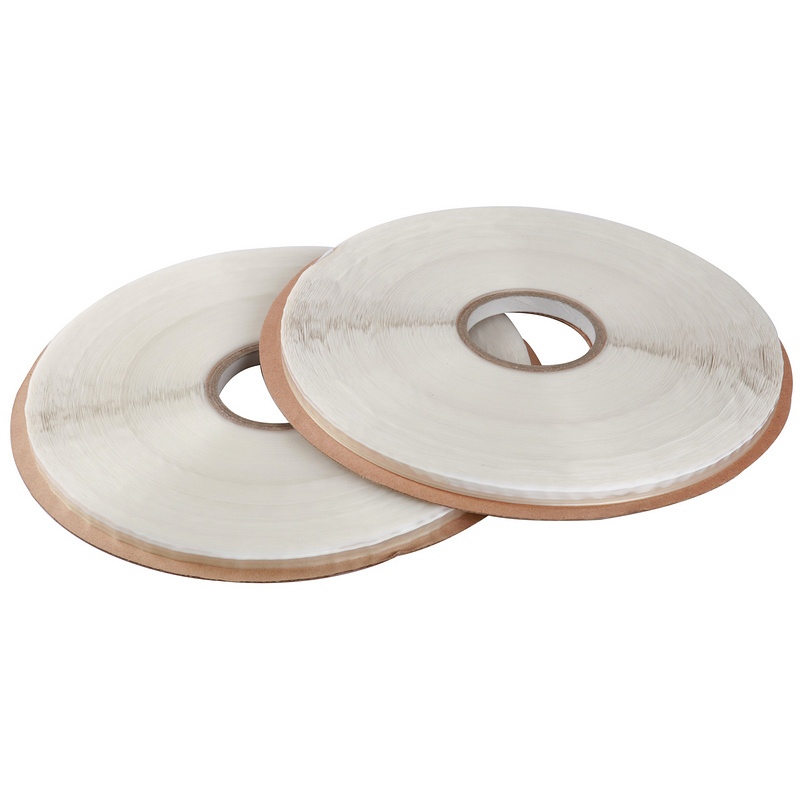 High Tack Double Side Resealable Sealing Tape for PE Bag