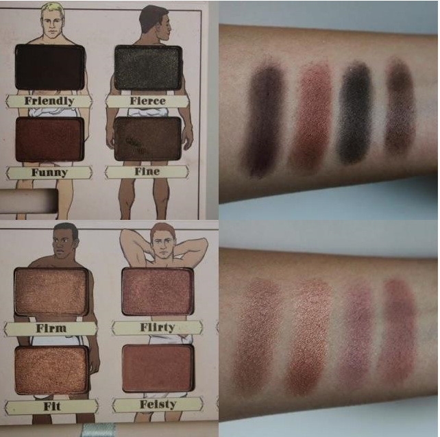 2015 New Arrival The Balm Cosmetics 12 Colors Nude Dude Volume 2 Eyeshadow Palette Thebalm Make up Face Makeup Eye Shadow
