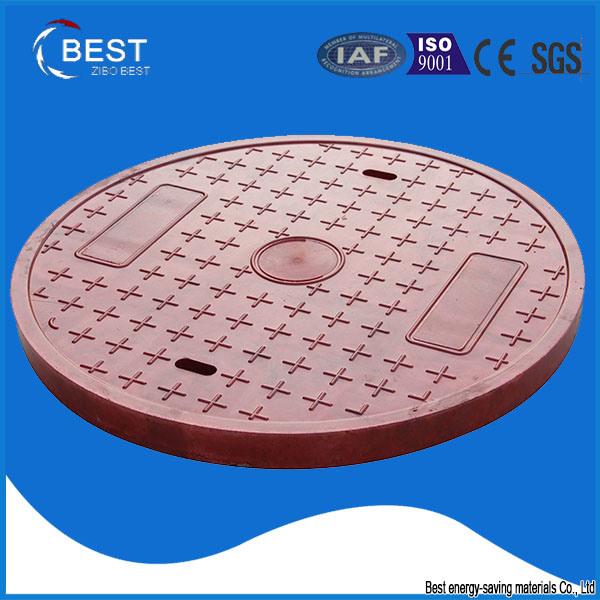 En124 Round BMC Composite B125 Manhole Cover