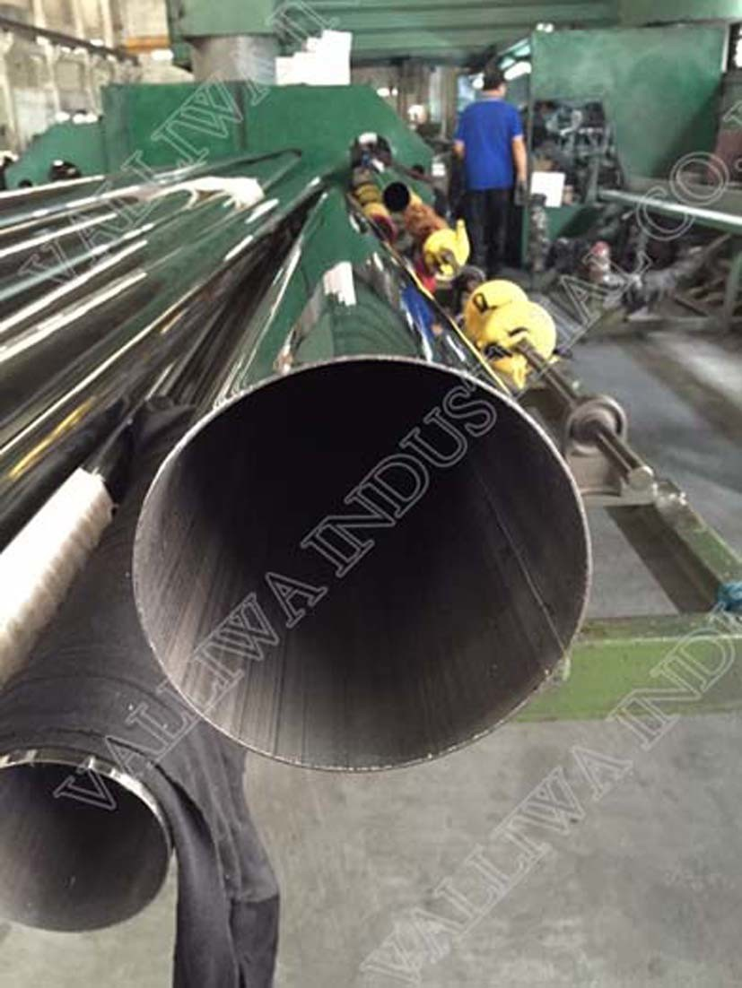 Stainless Steel Pipe for Stair