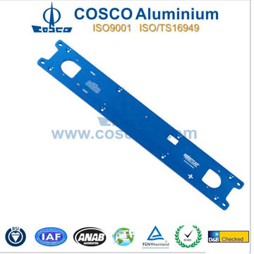 Aluminium Housing for Ultra Capacitor (SGS, RoHS, REACH, ISO)