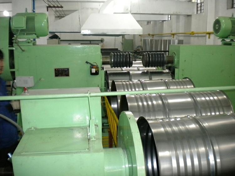 Steel Drum Equipment