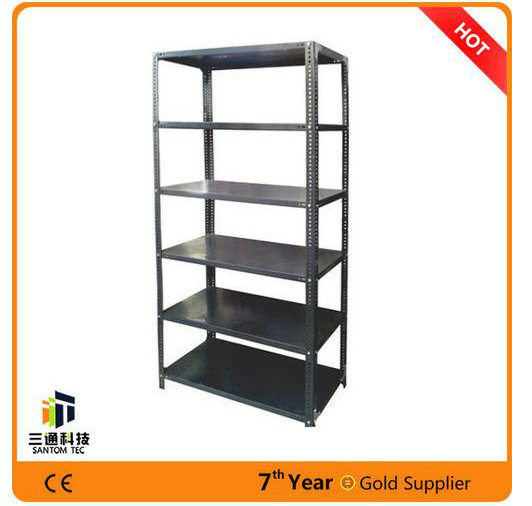 6 Layer Light Duty Angle Shelf