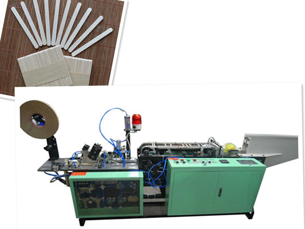 Automatic Ice Cream Sticks Bundling Machine From China
