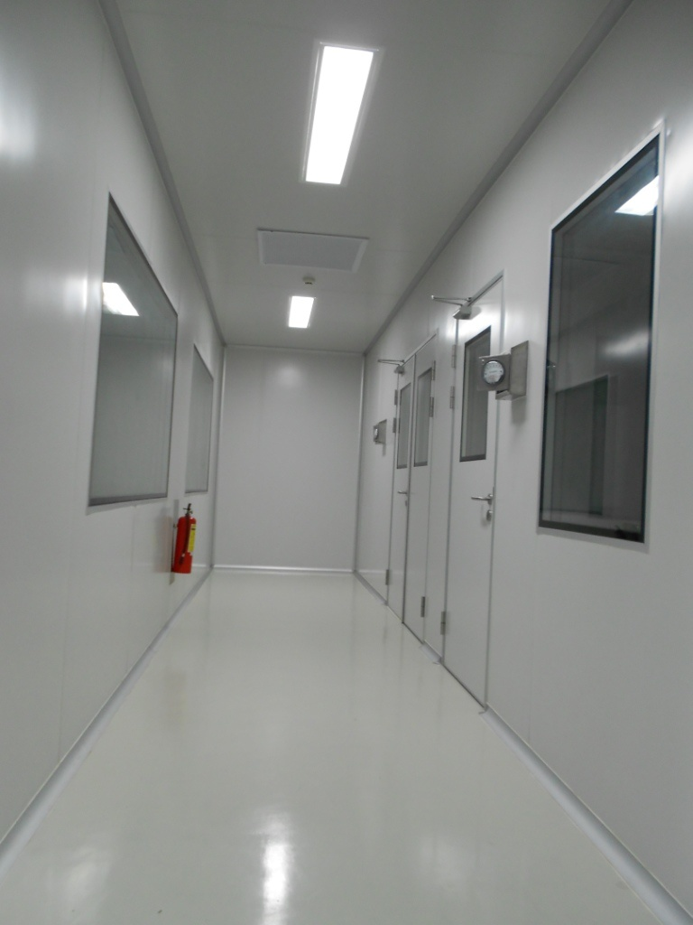 Cleanroom Architecture