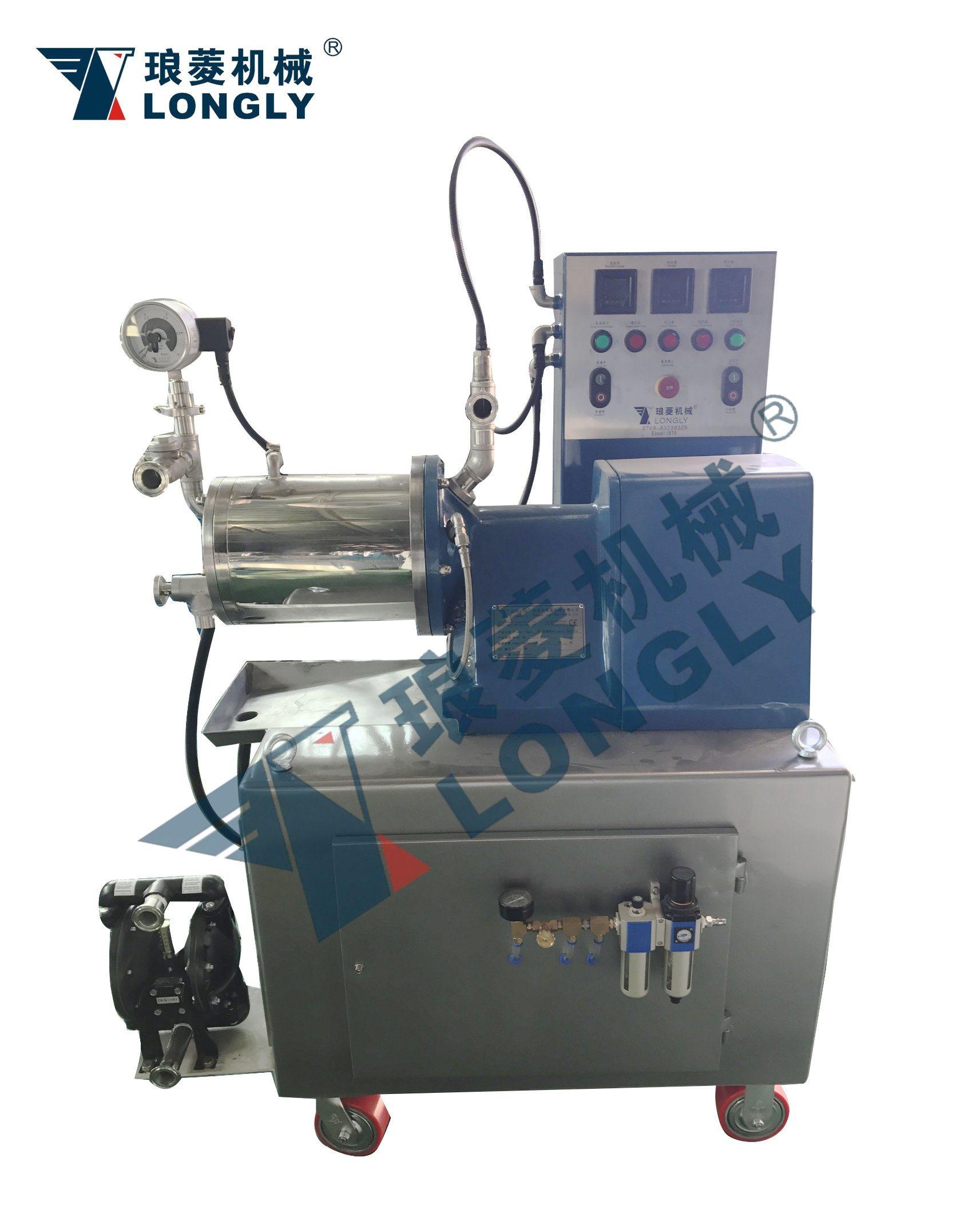 Pin Type Horizontal Bead Mill LDM-5L